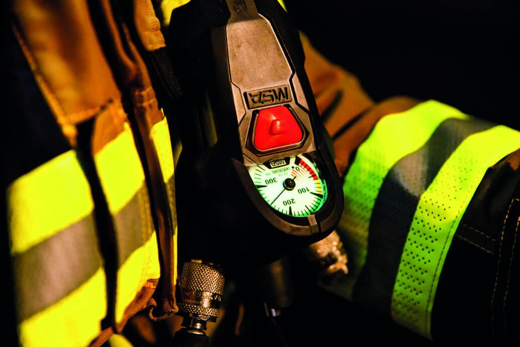 New Layer of Safety for MSA SCBA