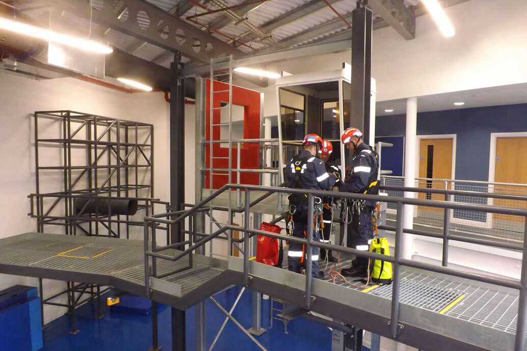 New Lymm FRS Safety Centre