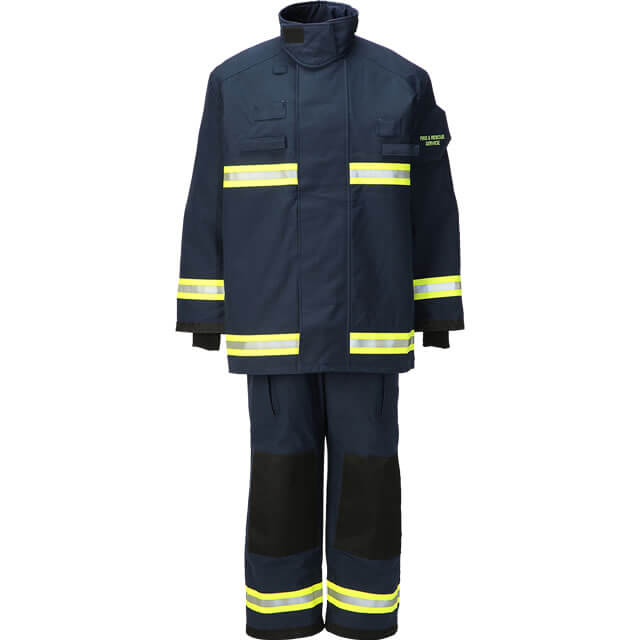 Structural Firefighter Jacket and Trouser (Nomex Titan)
