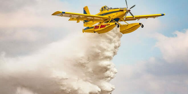 Aerial Firefighting Asia Pacific 2018