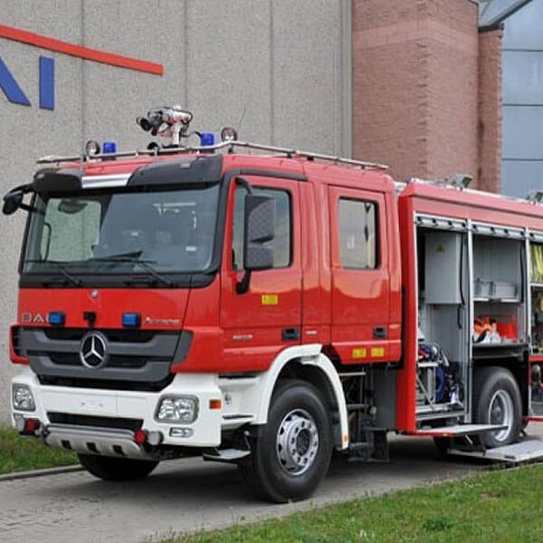 BAI Rail Road Rescue Vehicle