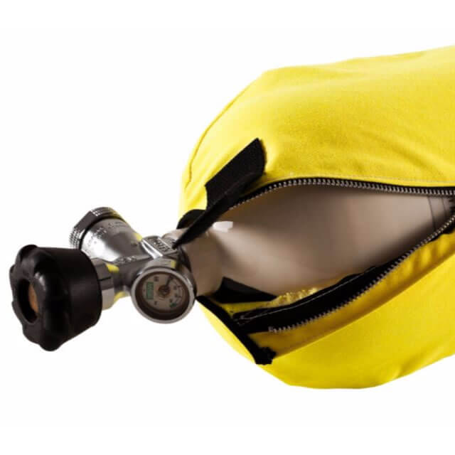 MSA Breathing Air Cylinder Covers