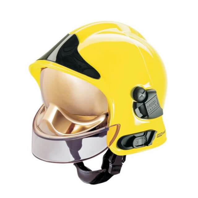 MSA F1SF Firefighters Helmet