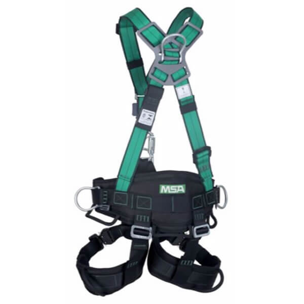 MSA Gravity Suspension Harnesses