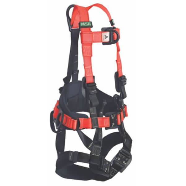 MSA Gravity Utility ASTM Harness