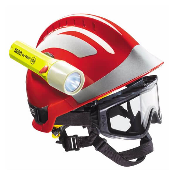 MSA Helmet Mounted Lighting Solutions