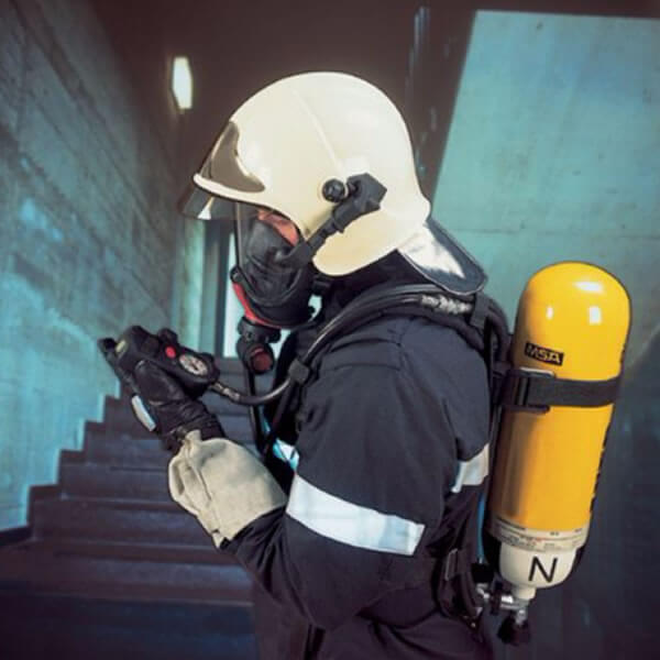 MSA ICU Firefighter Motion Detector
