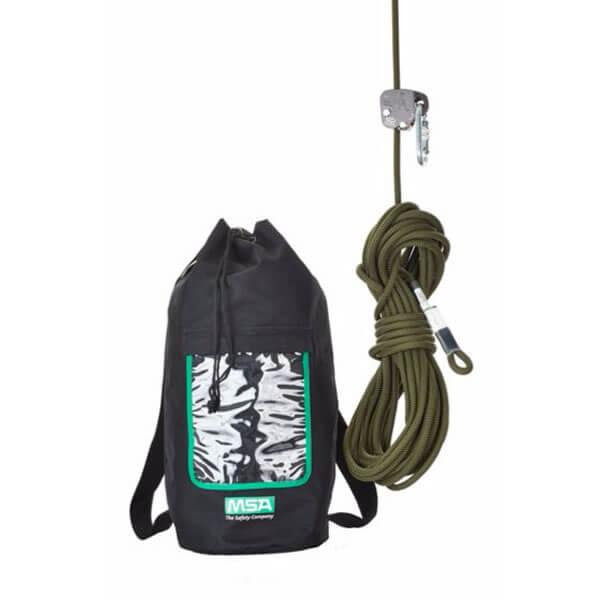 MSA Rope Grab Easy Move With Lifeline