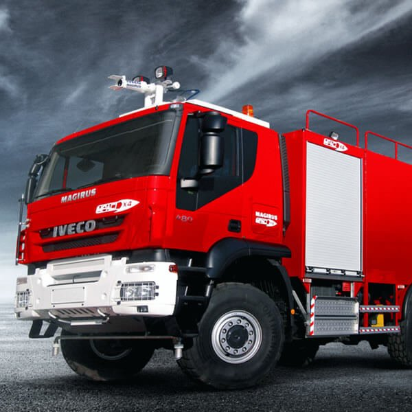 Magirus IMPACT X4 Airport Fire Engine