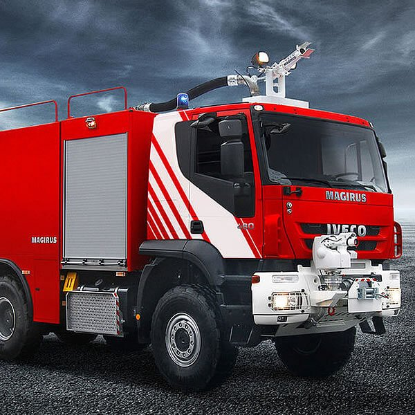 Magirus IMPACT X6 Airport Fire Engine