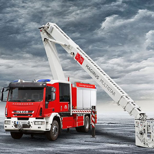 Magirus MultiStar Firefighting Vehicle