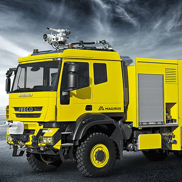 Magirus SUPERIMPACT X6 Airport Fire Engine
