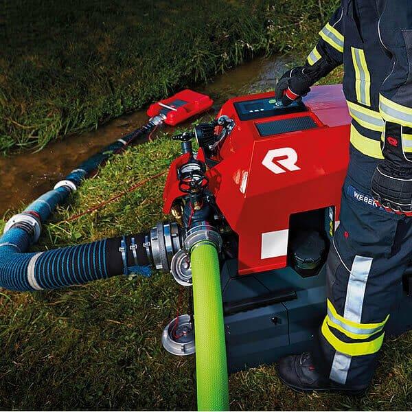 Rosenbauer FOX Portable Pump