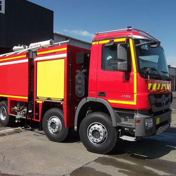 Sides SOVEREIGN Firefighting Vehicle