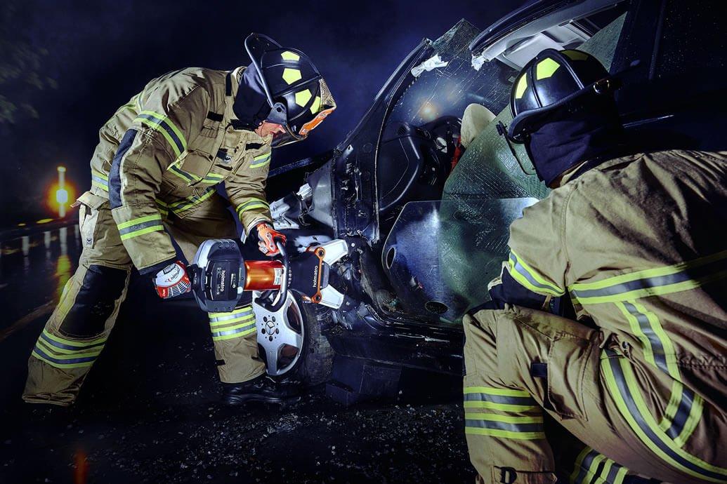 Holmatro Launch New Range of Cordless Rescue Tools