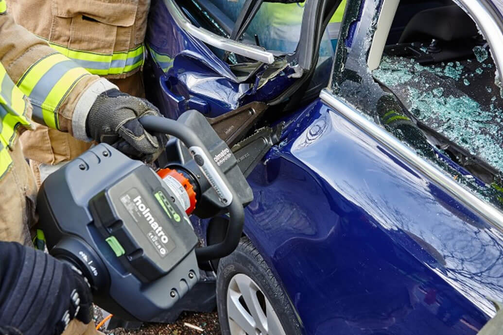 Rapid Intervention in Vehicle Extrication