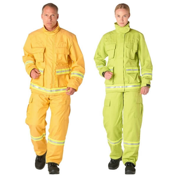 Bristol Uniforms Wildland Firefighting PPE