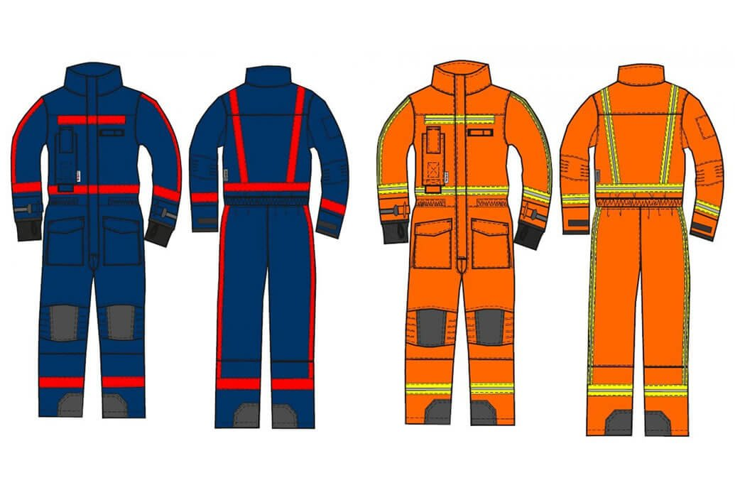 TEXPORT Add New Coverall to Product Range