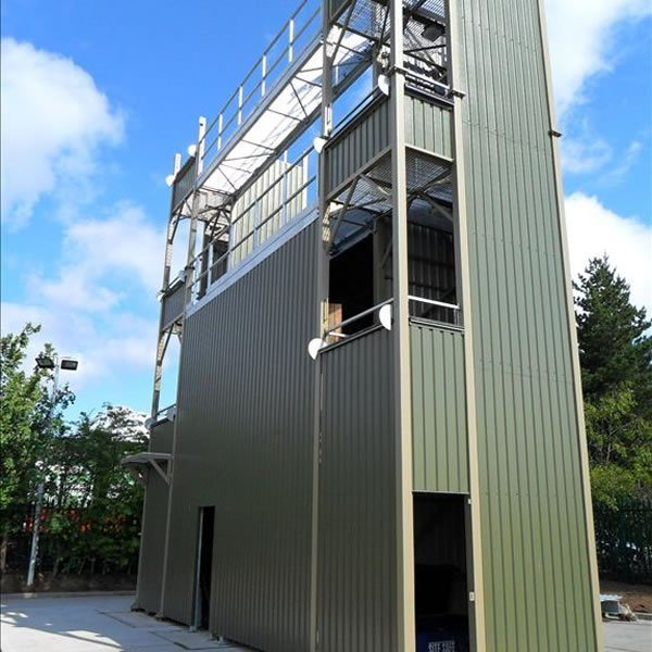 FTF33 Fire Training Tower