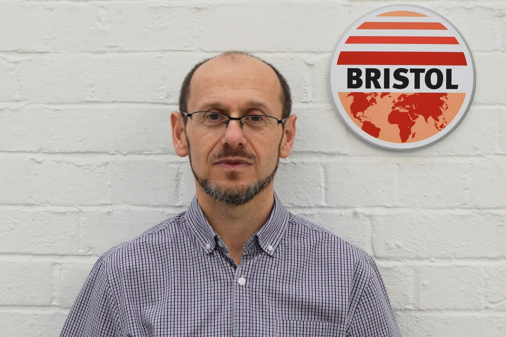 Ballheimer Strengthens Bristol's Team