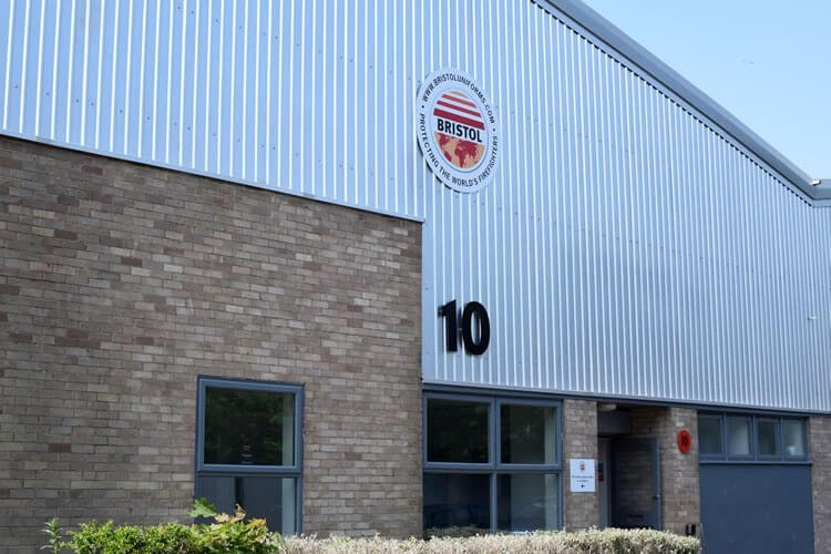 Bristol Uniforms Expansion Continues