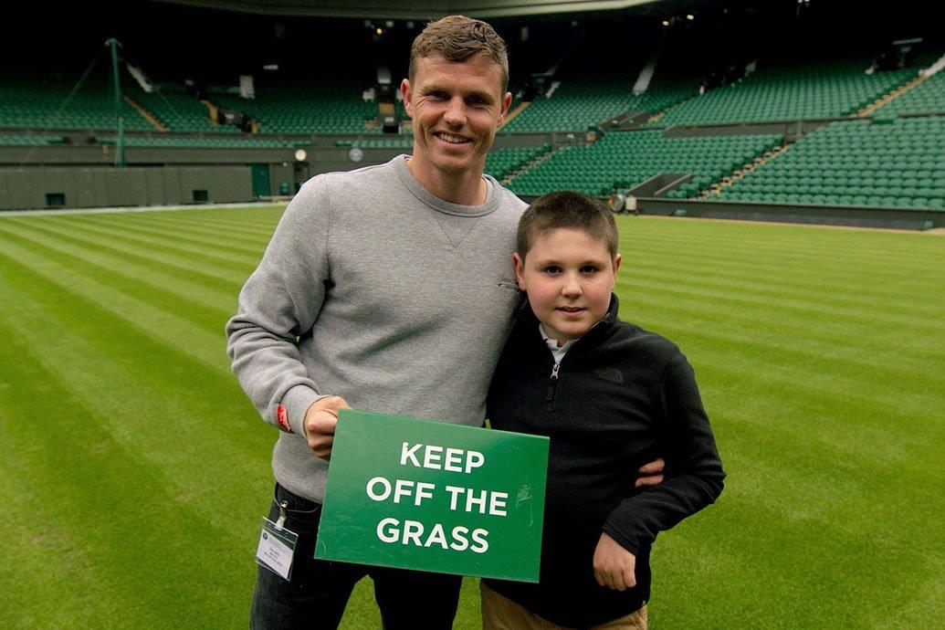 Fire Fighters Charity Chosen For Wimbledon