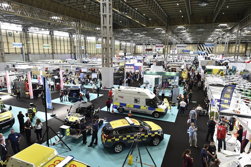 Connected Vehicles Highlight at The Emergency Services Show