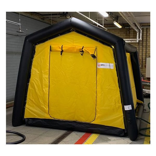 MFC Four Person Decontamination Unit