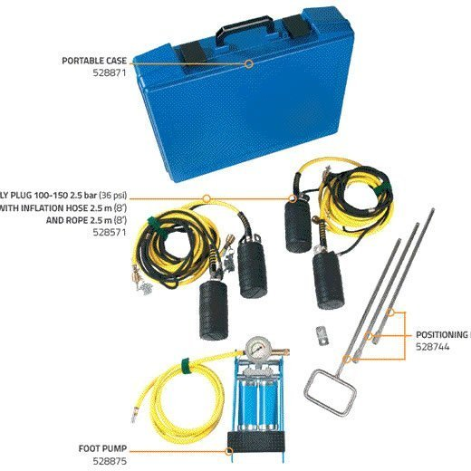 Savatech Gully Sealing Set