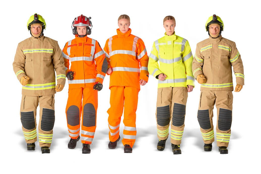 Bristol Uniforms Boosts Stand For PPE Range