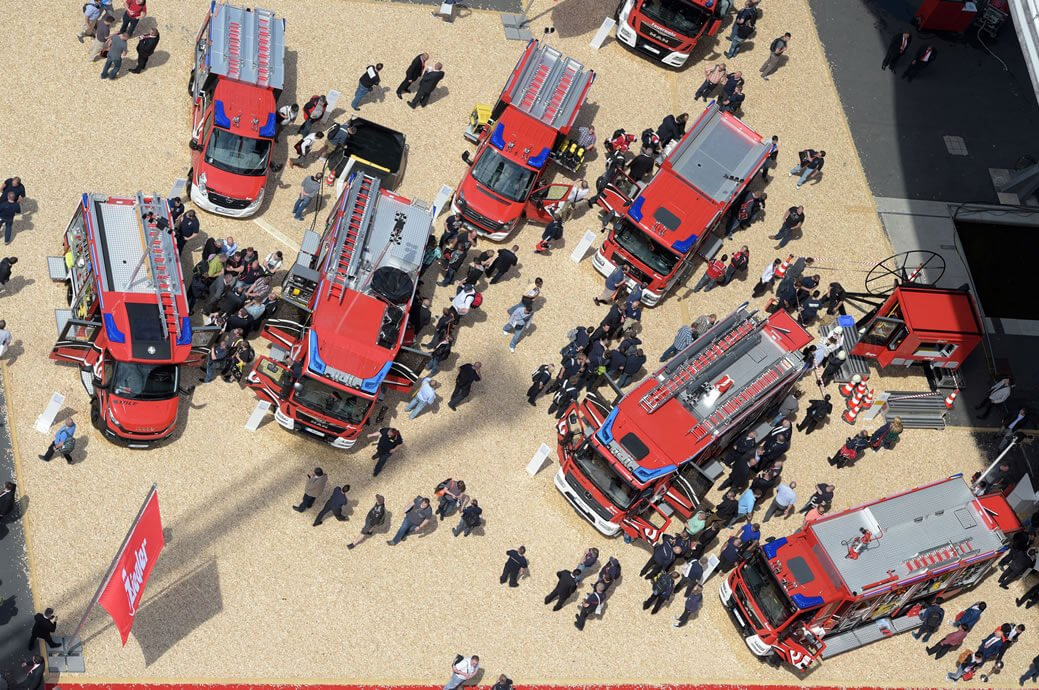 German Market Demand for New Firefighting Vehicles Remains Strong