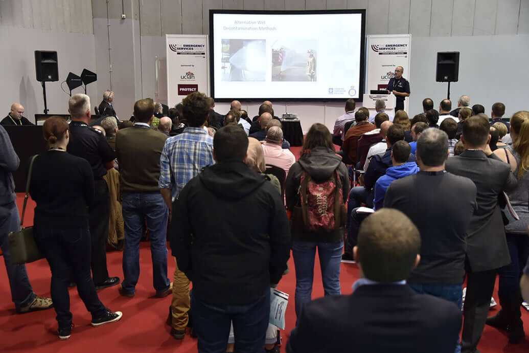Lessons Learnt at The Emergency Services Show