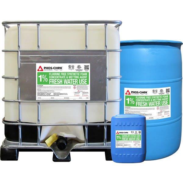 PHOS-CHEK 1% Fluorine Free Class AB Foam