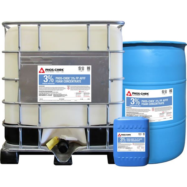 PHOS-CHEK 3% AFFF Freeze Protected Foam