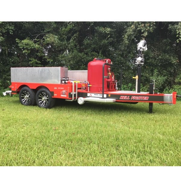 PHOS-CHEK® Dual Agent Trailers