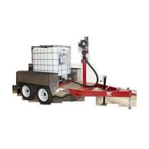 SOLBERG Foam Trailer