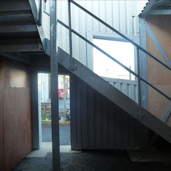 USAR Training Buildings