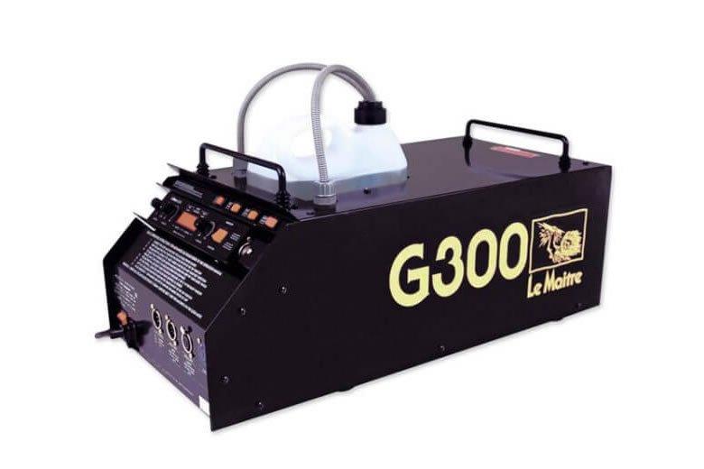 G300 Smoke Machine