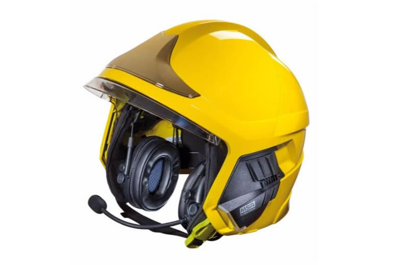 MSA Gallet F1XF Hearing Protection & Communication Headsets