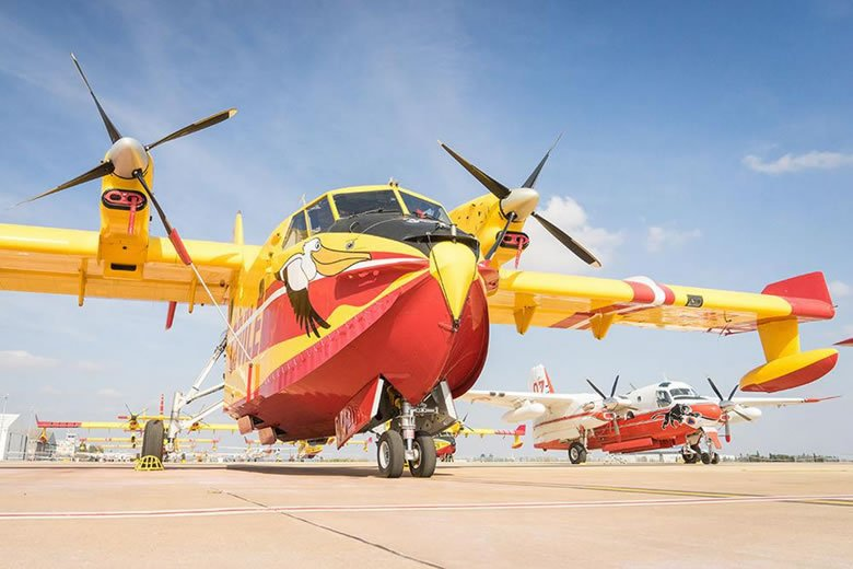 Aerial FireFighting Europe