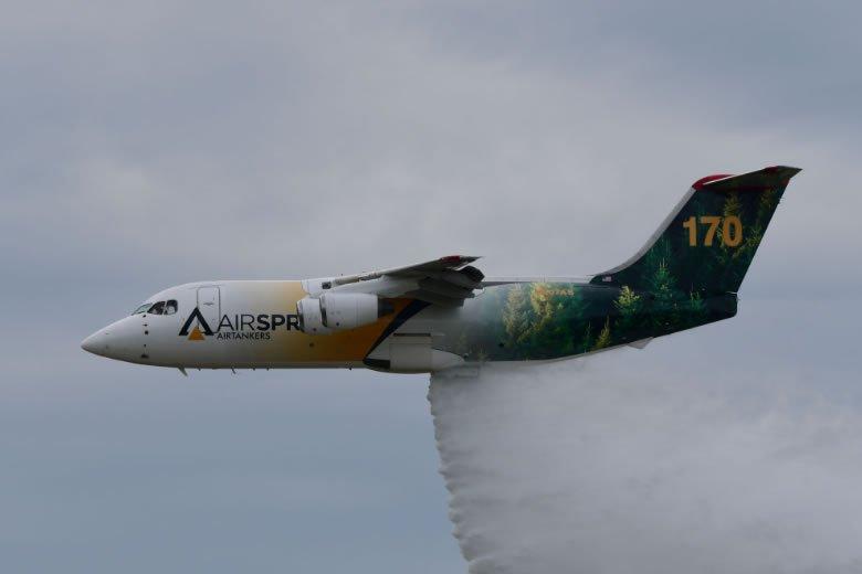 Aerial FireFighting North America