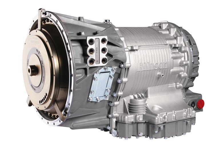 Allison 4000 Series Transmission