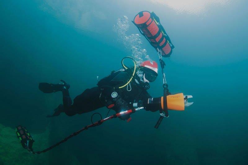 LIBERVIT maritime rescue