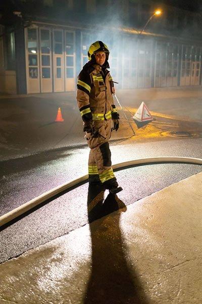 Ljubljana firefighter 2019