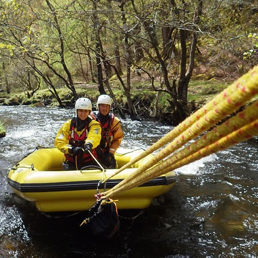 Evacuation Raft