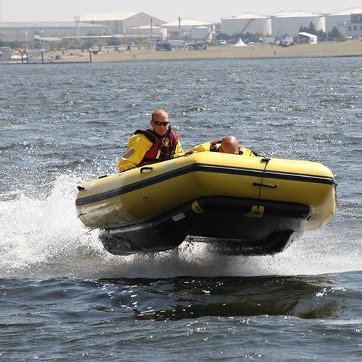 RC4000 Rescue Craft