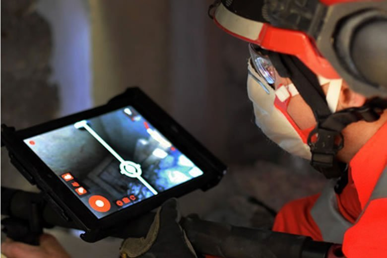 360 degree rescue solutions at Emergency Services Show