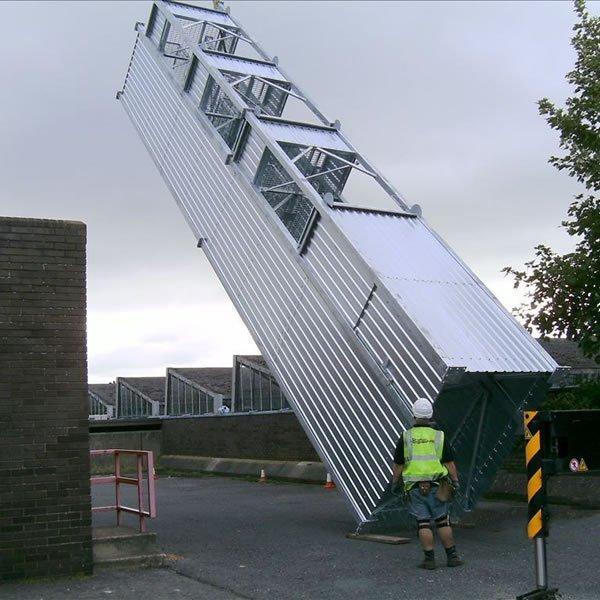 FT96C WAP Drill Tower