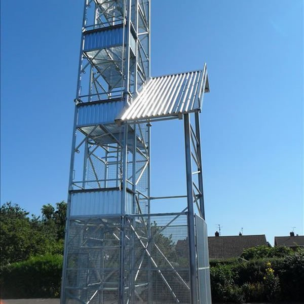 FT96LTE Fire Training Towers