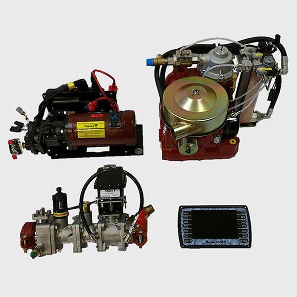 MCP50 UV SmartCAFS